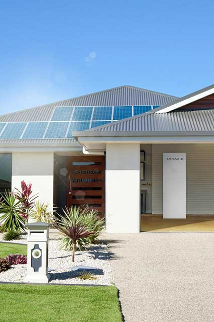 Yes I want a Solar + Battery Storage Quote for my Home